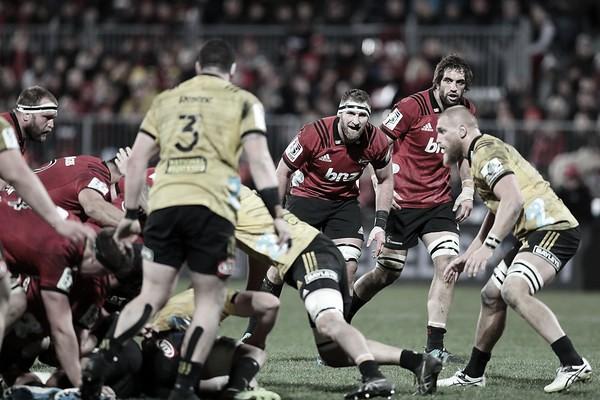 Hurricanes-Crusaders, una final adelantada, pero recién en la séptima semana del Super Rugby