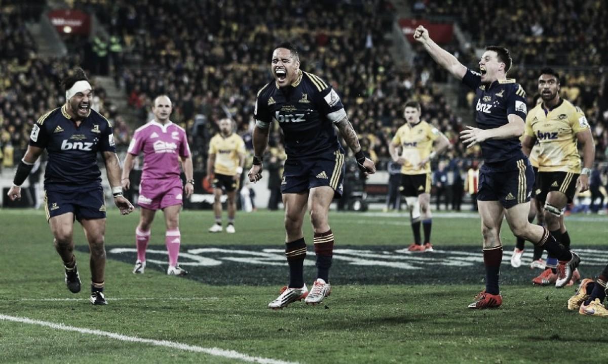 Hurricanes y Highlanders, cara a cara en la sexta fecha del Super Rugby
