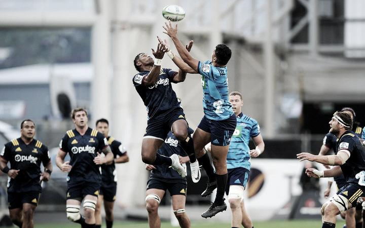 Blues-Highlanders, el destacado de la sexta semana del Super Rugby