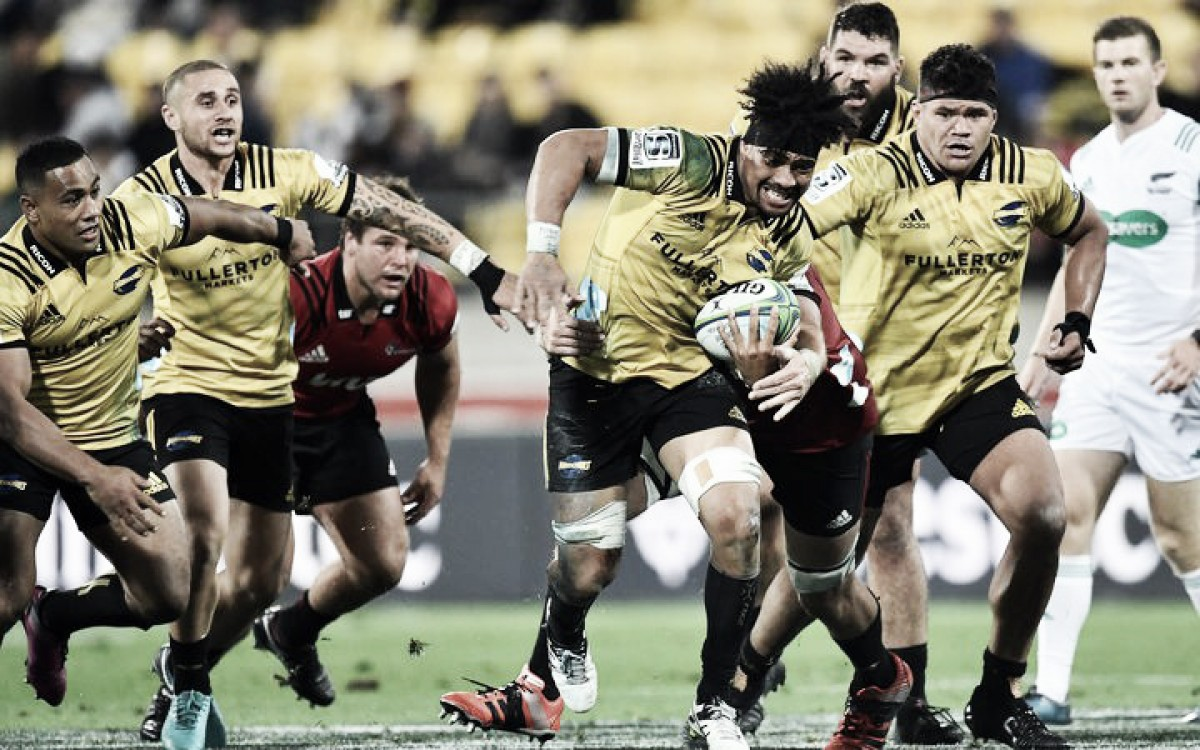 ¿Se repetirá la última final del Super Rugby?