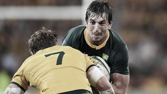 Springboks y Wallabies inauguran el Rugby Championship