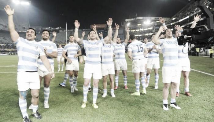 Los Pumas, en busca de un nuevo golpe ante Sudáfrica