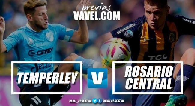 Previa Temperley – Rosario Central: en busca de la final