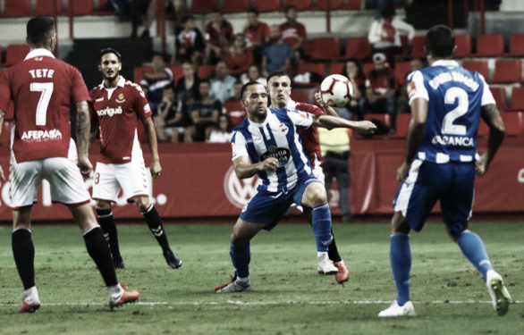 Previa Deportivo - Nàstic: al club coruñés se le complica el once