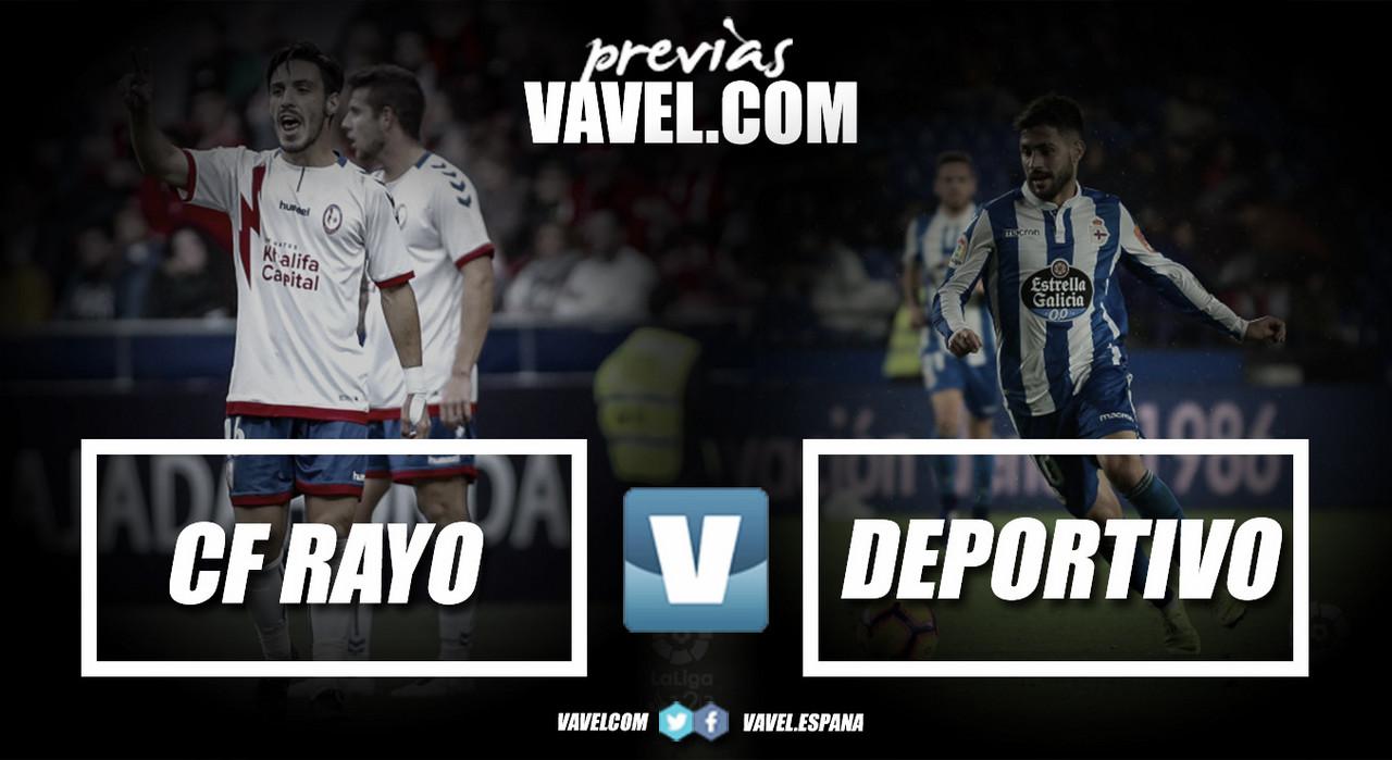 Previa Rayo Majadahonda – Deportivo de La Coruña: partido histórico en la vuelta al Cerro del Espino