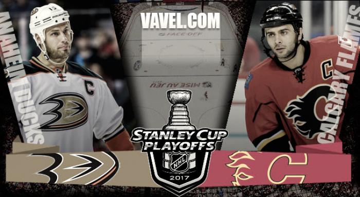 Previa Anaheim Ducks - Calgary Flames: ¿a la tercera irá la vencida?