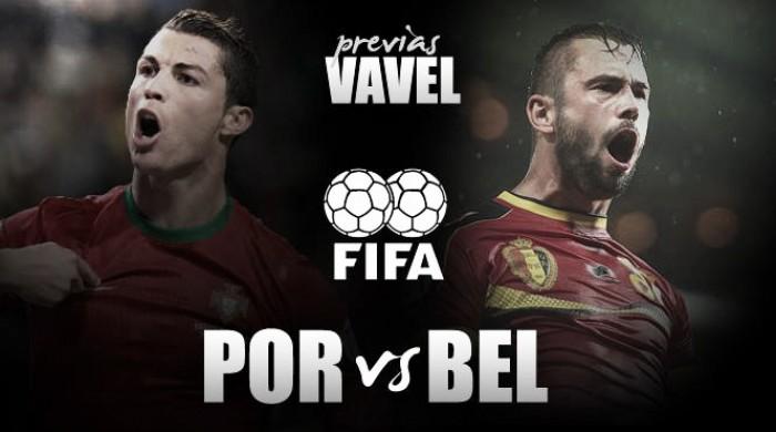 Portugal-Bélgica: el buen fútbol como cura para el desconcierto