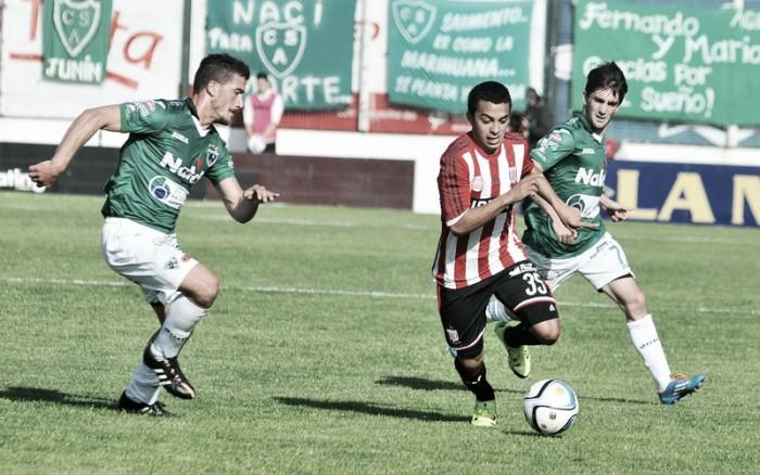 Estudiantes recibe a Sarmiento