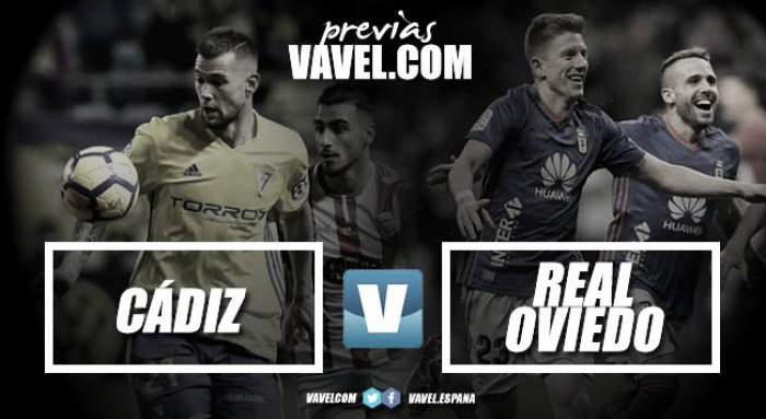 Previa Cádiz CF - Real Oviedo: Ambiente festivo para tratar de seguir en la segunda plaza