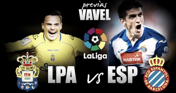 Previa Las Palmas - Espanyol: el regreso a casa como estímulo hacia la victoria