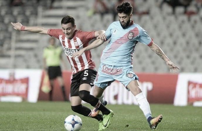 """El """"León"""" quiere volver a rugir, tras la goleada sufrida en Rosario."""