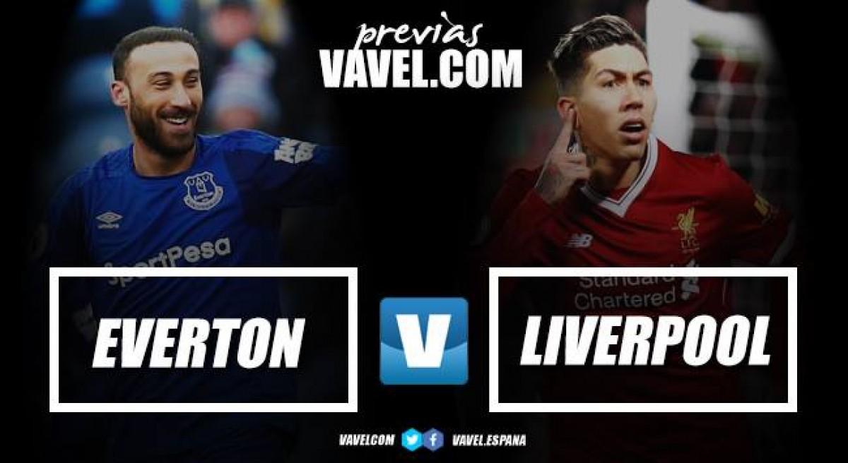 Previa Everton vs Liverpool: rivalidad de Merseyside
