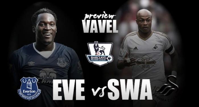 Everton - Swansea: entre el cielo y el infierno