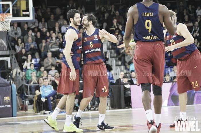 FC Barcelona Lassa - Valencia Basket: asalto al liderato
