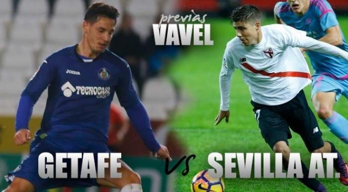 Previa Getafe CF - Sevilla Atlético: Duelo en las alturas