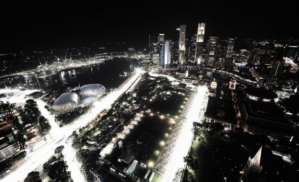Descubre el Gran Premio de Singapur de Fórmula 1 2014