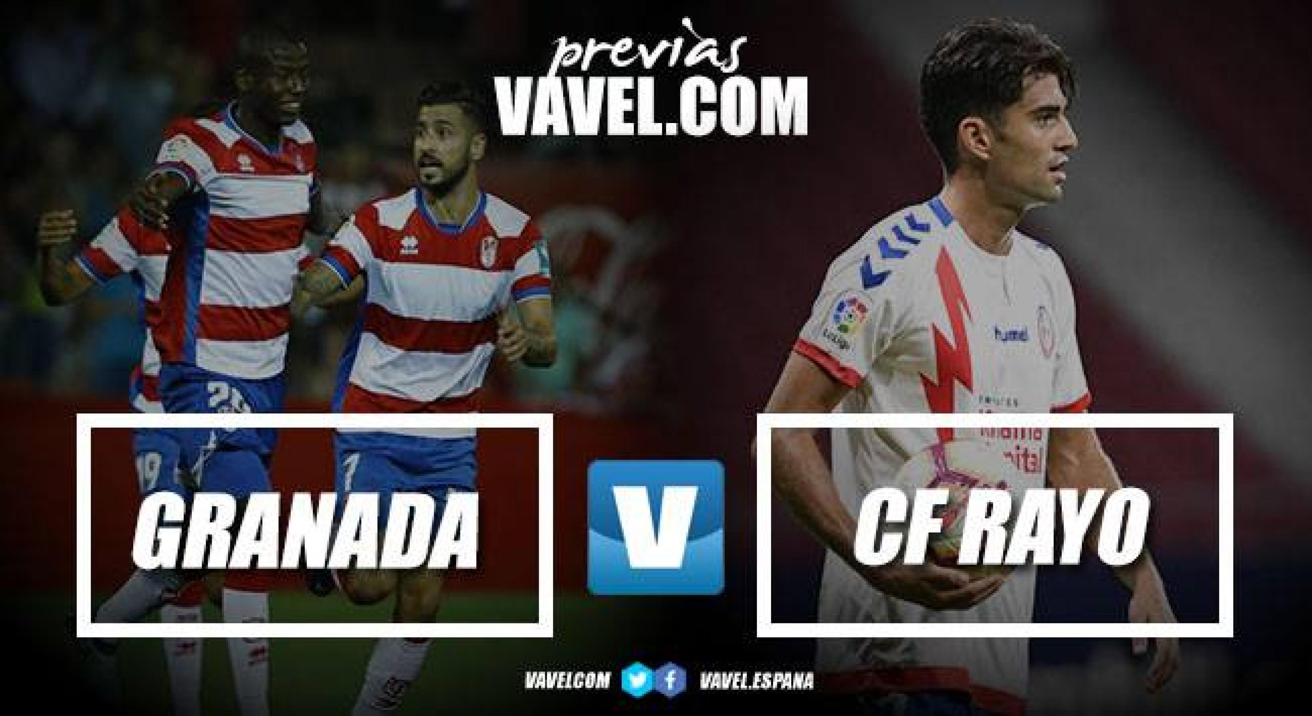 Previa Granada-Rayo Majadahonda: duelo entre dos equipos que no quieren bajar el ritmo