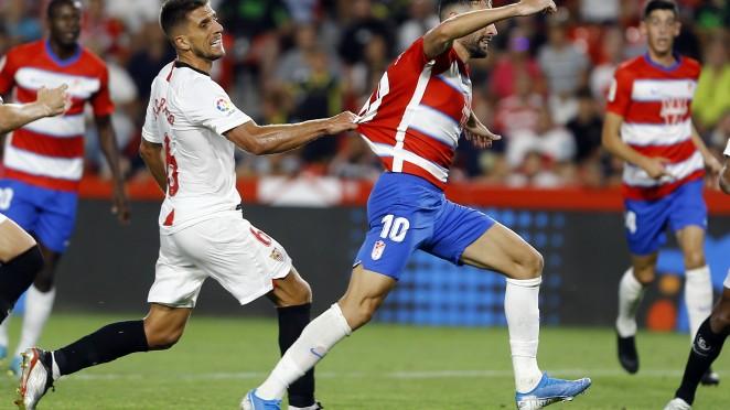 Previa Granada CF - Sevilla FC: derbi de altura para volver a conocer la victoria