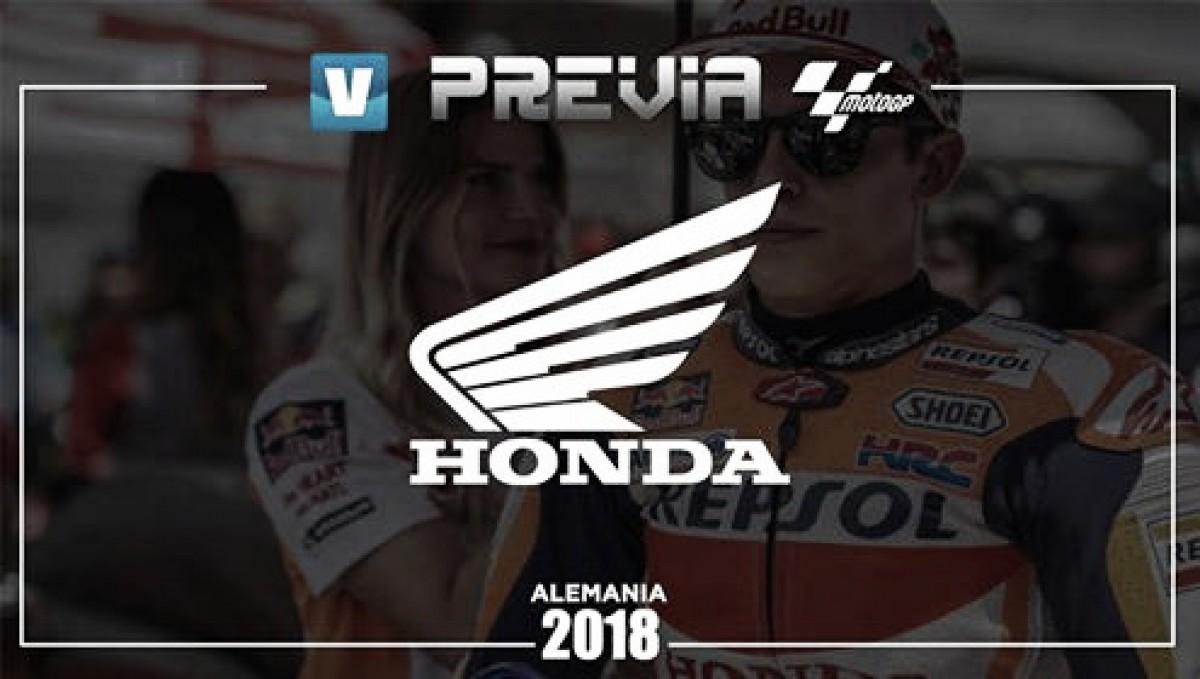 Previa Honda GP Alemania: Márquez-Sachsenring, el binomio perfecto
