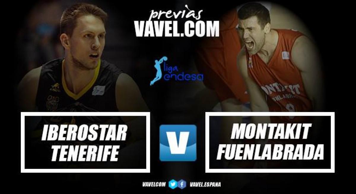 Previa Iberostar Tenerife – Montakit Fuenlabrada: último tren a los playoff