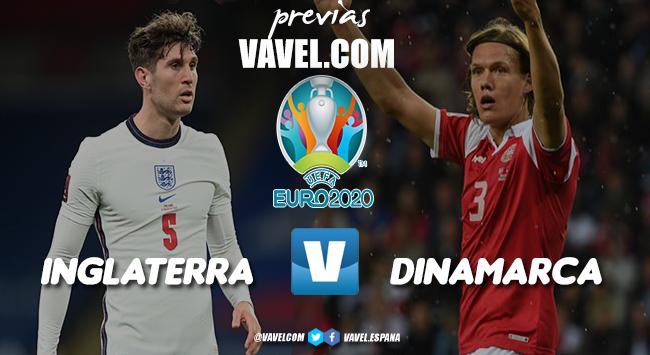 Previa Inglaterra vs Dinamarca: A un escalón de soñar