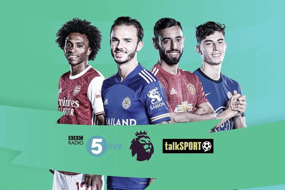 Previa de la 15ª jornada de la Premier League 2020