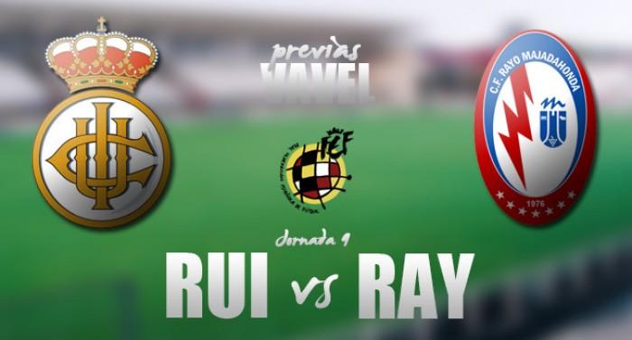 Previa Real Unión de Irún - Rayo Majadahonda: partido del alto voltaje