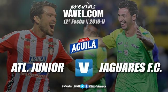 Previa Atlético Junior vs. Jaguares de Córdoba: diferentes necesidades de sumar de a tres