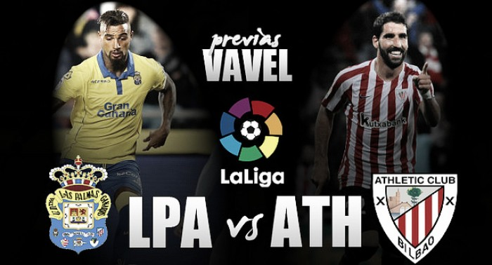 UD Las Palmas – Athletic: confirmar la mejoría
