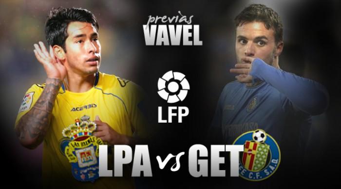 UD Las Palmas - Getafe CF: con ánimo de vendetta