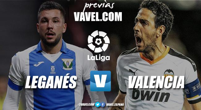 Previa Leganés vs Valencia CF: objetivos contrastantes