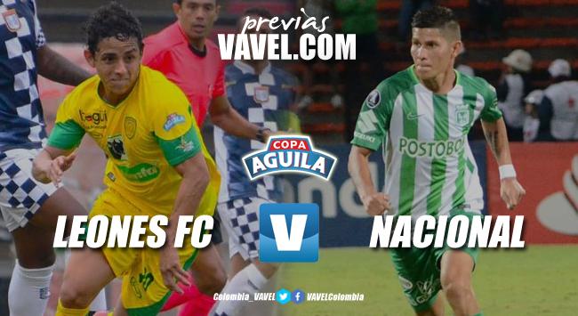 Previa Leones FC - Atlético Nacional: la batalla antioqueña tiene su primer 'round'