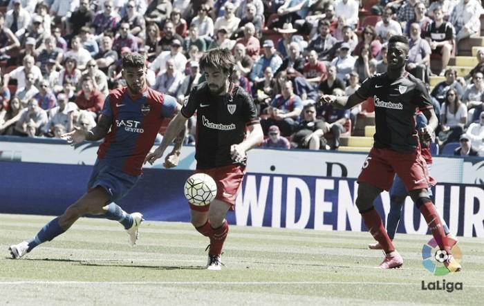 Previa Levante UD – Athletic Club: victoria o acongoje