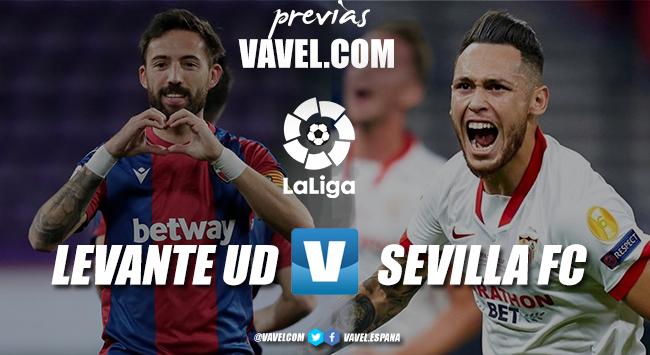 Previa Levante UD - Sevilla FC: quedan opciones para optar por el liderato