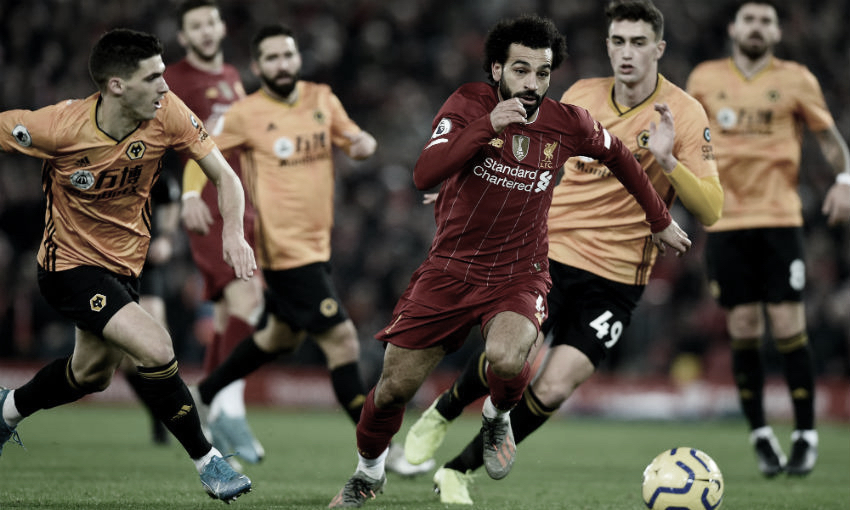 Liverpool vs Wolves Live Result Updates and Premier League Scores