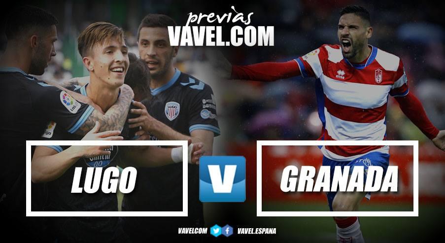 Previa CD Lugo - Granada CF: ganar para disipar dudas