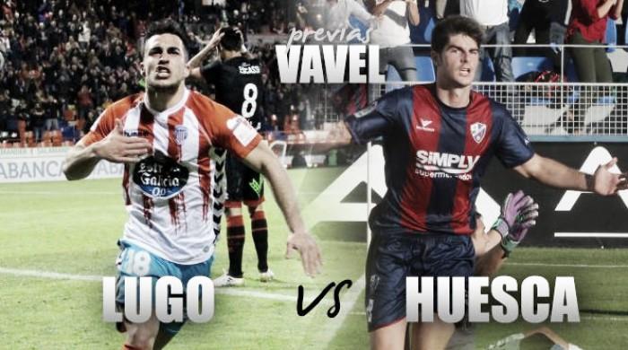 CD Lugo - SD Huesca: Acabar bien el año