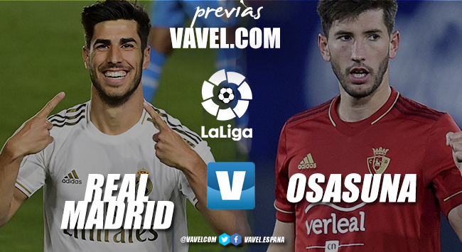 Previa Real Madrid vs Osasuna: el Madrid no 'tira' LaLiga