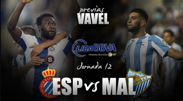 Espanyol - Málaga: ganar, imprescindible
