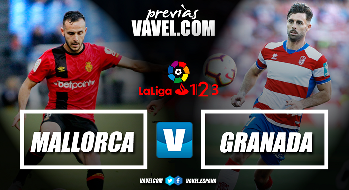 Previa Mallorca - Granada CF: Primera a la vista