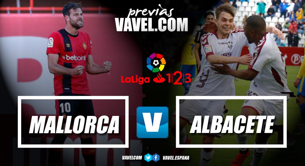 Previa RCD Mallorca - Albacete BP: La oportunidad de llevarse la revancha