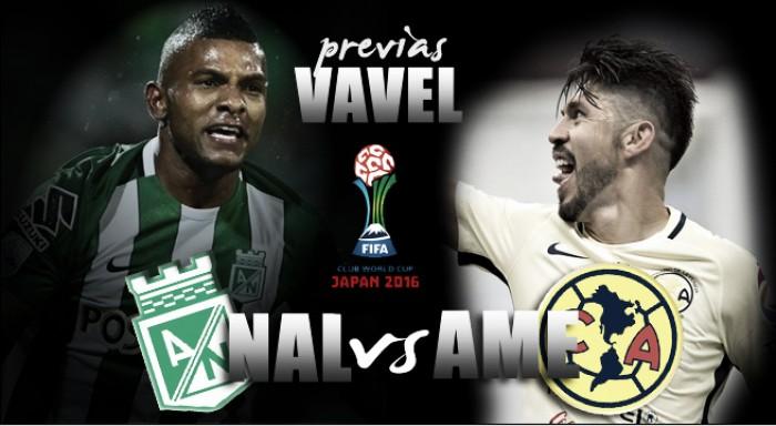 Atlético Nacional vs Club América: Los 'verdolagas' bajan el telón este 2016