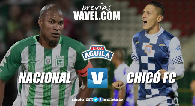 Previa Atlético Nacional - Boyacá Chicó FC: duelo de necesitados