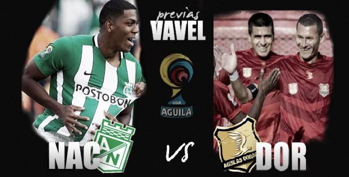Previa Atlético Nacional - Rionegro Águilas: segunda parte del duelo antioqueño