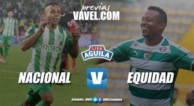 Previa Atlético Nacional vs Equidad: En el día del hincha, el 'verde paisa' quiere clasificar