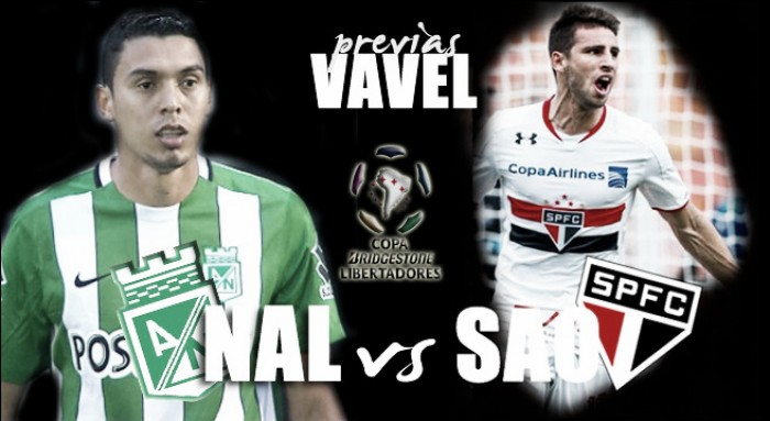 Previa Atlético Nacional - Sao Paulo: Rumbo a una nueva final