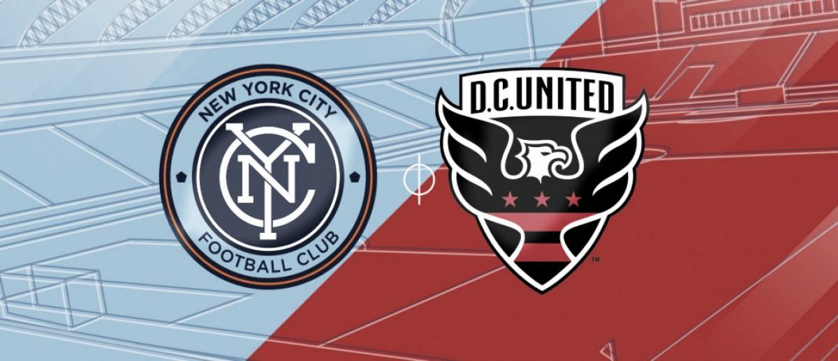 Previa New York City - DC United: Al filo de lo imposible