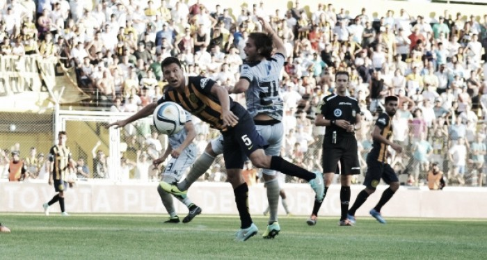 "Central - Olimpo: ""Canalla Aurinegro"""