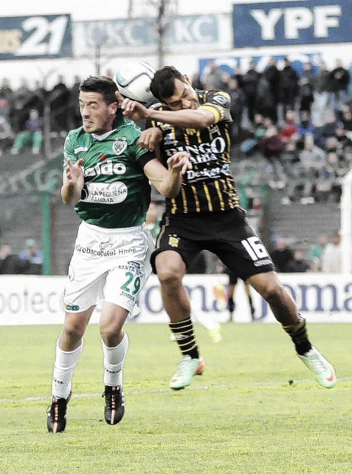 "Olimpo - Sarmiento: ""Última Bala"""