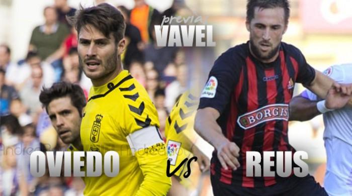 Real Oviedo – CF Reus: Ahora ya saben quién es el Reus